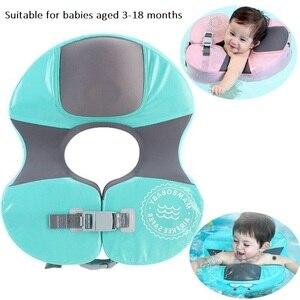 Image 5 - Flotador para pescar para bebés, juguetes de piscina tumbada, bañera para accesorios, entrenador de nado, sombrilla
