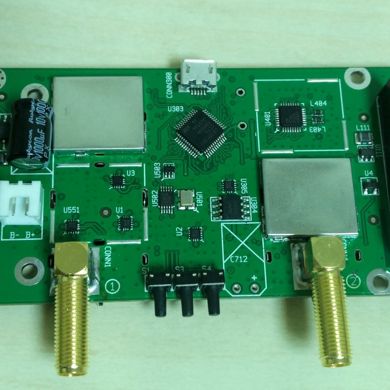 nanovna analisador de rede v2 28 espacos lcd 04