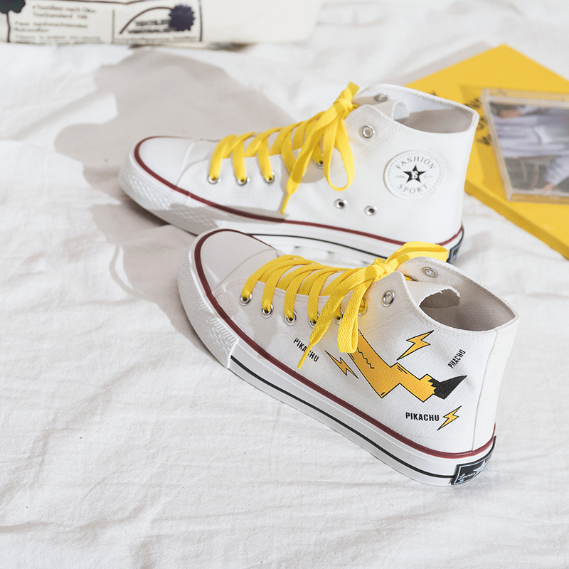 Womans Fashion Sneaker Canvas Jogger Running Shoes