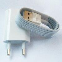 8 PIN USB de carga rápida Cable de datos + AC adaptador de pared para cargador para Iphone 12 11 Pro 5S SE 6S 8 7 6 Plus X XR XS.