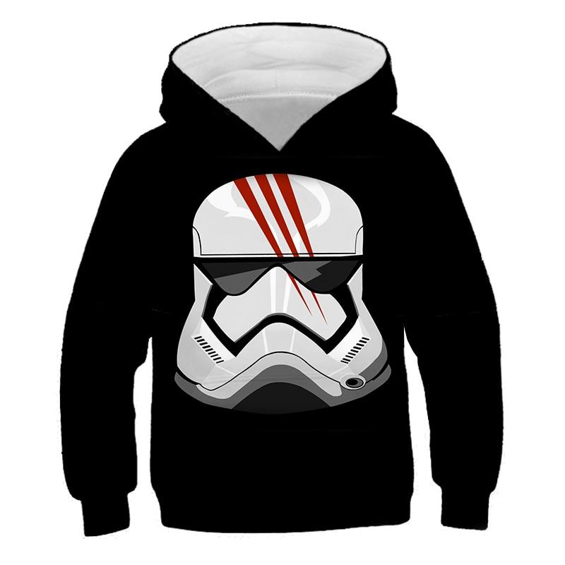 Felpa con cappuccio Star Wars uomo 2020 New Fashion Winter Hooded mensHoodies giacche felpa con cappuccio uomo manica lunga