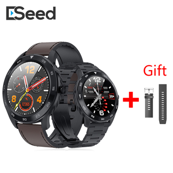 Eseed DT98 smart watch men 300mah battery long standby Bluetooth call Heart rate smart watch for android ios