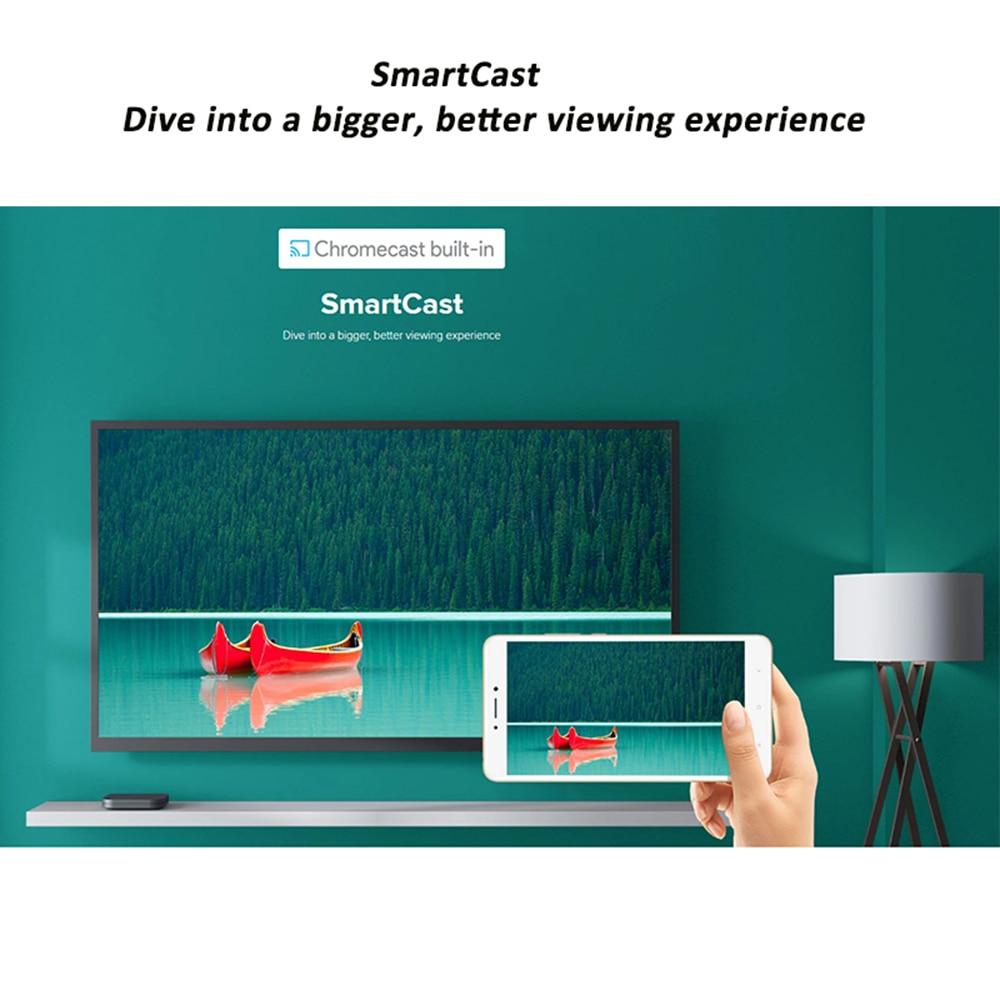 cheapest Original Xiaomi Mi TV Box S Global Version 4K HDR Android TV Streaming Media Player Google Assistant Remote Smart Xiaomi TV Box