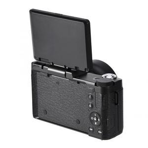 Image 3 - 24MP 풀 HD 1080P 4 배 디지털 줌 카메라 180 학위 회전 스크린 카메라 비디오 Vlog 카메라 캠코더