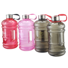 2.2L Large Capcity Sports Water Bottle BPA Free Shaker Protein Plastic Sport Water Bottles Handgrip Gym Fitness Kettle sport water bottles protein shaker camping hiking drink bottle for water 560 800 1000ml bpa free plastic drinkware my bottle