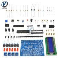 Condensator Tester DIY Kit Set Digitale LCD Display Inductie Meter Frequentie Component Tester 0.1 μH-1H