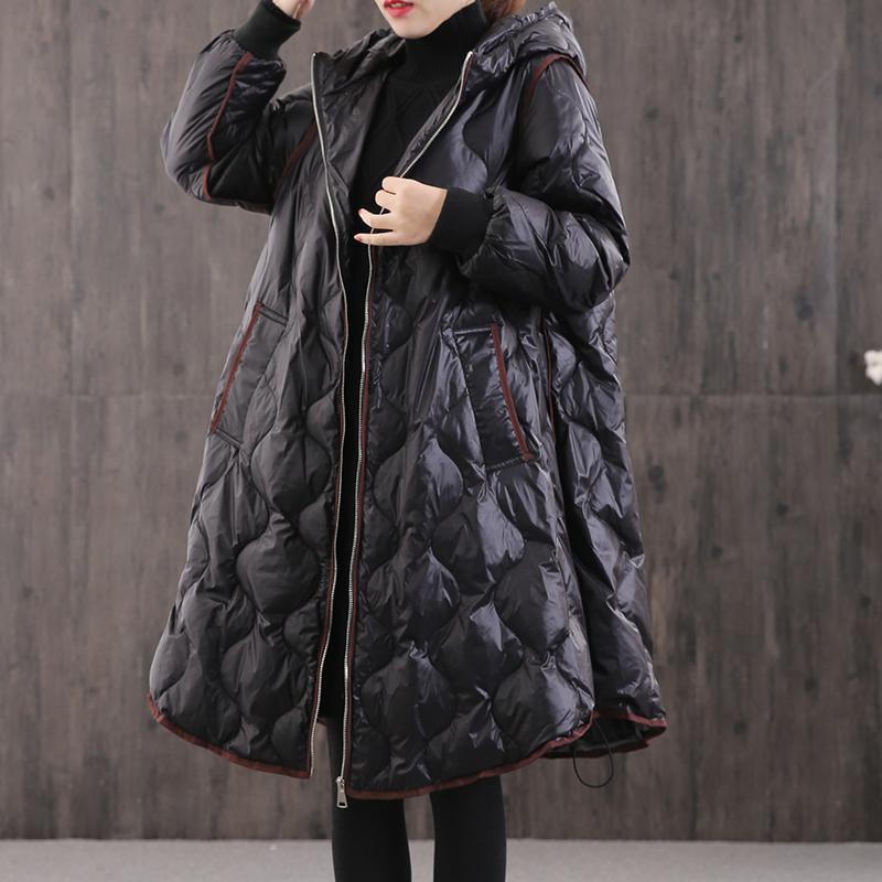 Hiver femmes en vrac longue coton rembourré veste à capuche coton manteau Parka grande taille manteaux décontracté chaud vêtements dextérieur femme vêtements de neige