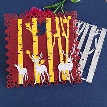 Рождественская елка ствол фон металлическая резка штамповка