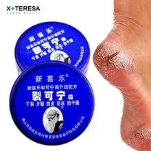 Crema antigrietas para los pies, mascarilla para el talón, crema de reparación agrietada para manos, eliminación de mositurismo, piel muerta con callosidades, cuidado de los pies, 33g