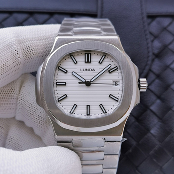 Patek Watches Nautilus Watch Men AAA PP Wristwatch Automatic Mechanical 5711 Clock Stainless Steel Calendar Waterproof Luminous full automatic mechanical man wristwatch waterproof steel band fashion calendar watch attached leather strap