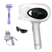 Laser Hair Removal machine  IPL Epilator Hair Removal device Permanent depilador Freezing Point Painless