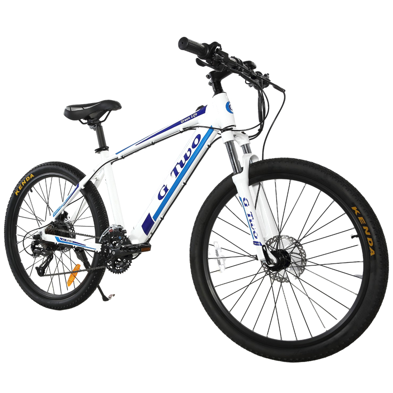 Stealth Electric Bike 26/27.5inch Booster Bicycle Mountain Bike Superteff Snow E-bike Unicycle Wheel 48V9.6A Lithium Battery