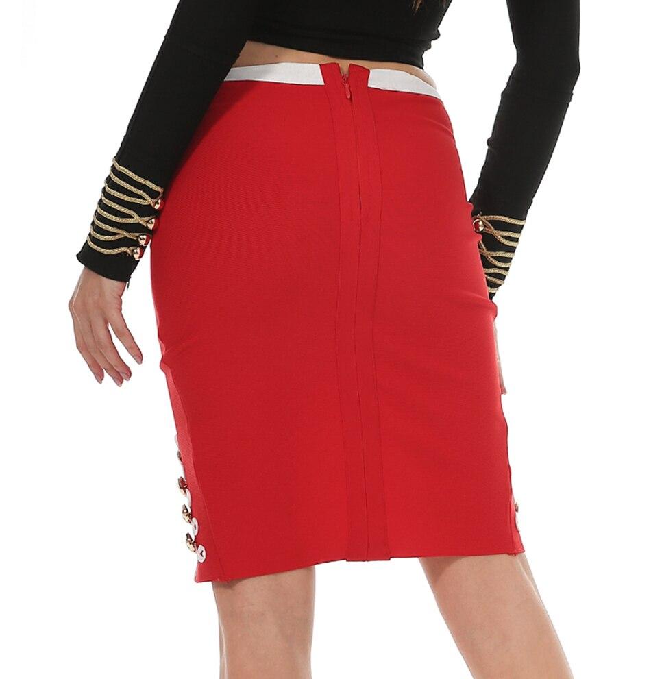 Skirt Celebrity Above Evening