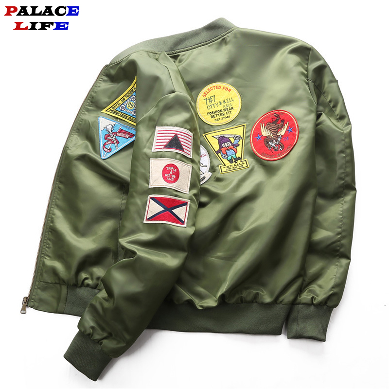 Hip HOP Streetwear Jacket Men Plus Size 5XL 6XL Stand Collar Japanese Style Patchwork Mens Jackets Coats casaco masculino