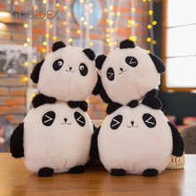 Toy Story 4 Cartoon 18CM 25CM Panda Short Plush Toys Charcoal Bag Car Home Fresh Air PP Cotton Eliminate Odor Plush Doll цена
