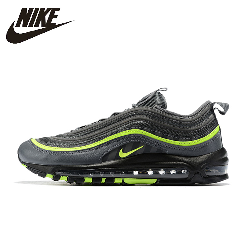 Nike Air Max 97 New Arrival Man Running Shoes Breathable Air Cushion Sneakers  #BV6057 -001