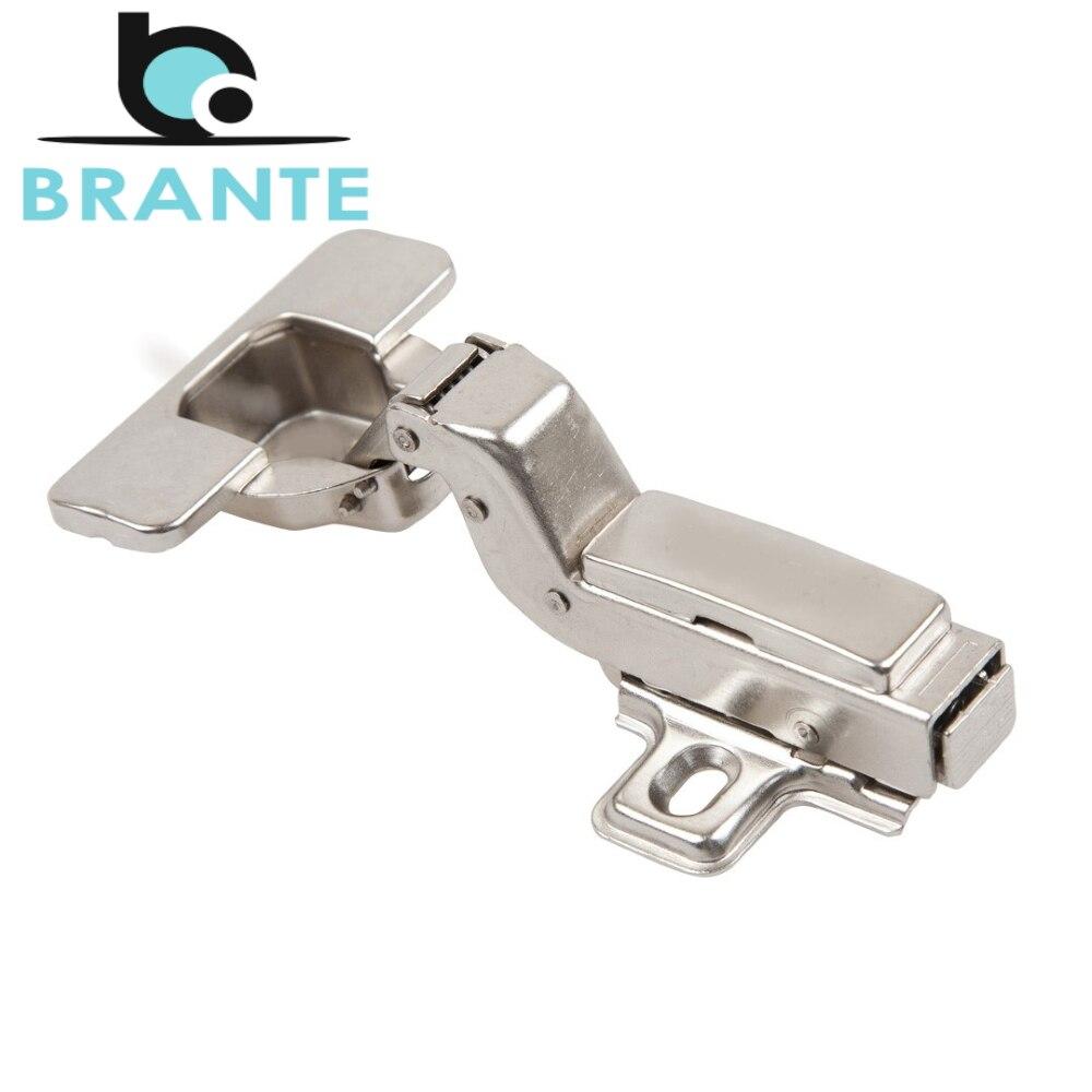 Charnières de meubles Brante 655102 charnière de porte de matériel d'amélioration de la maison