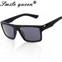 BRAND DESIGN Classic Square Sunglasses Men Women Vintage Mal
