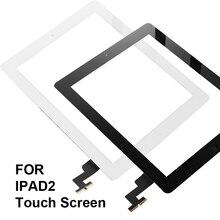 Сенсорный экран 9,7 дюйма для iPad 2, A1395, A1396, A1397, сенсорная панель, внешний ЖК-дисплей, сменный дигитайзер, сенсорное стекло