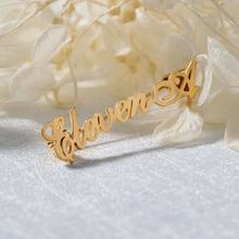 Customized Name Pins Personalized Initial Brooches Brooch alfiler para regalo bodas For Women Men