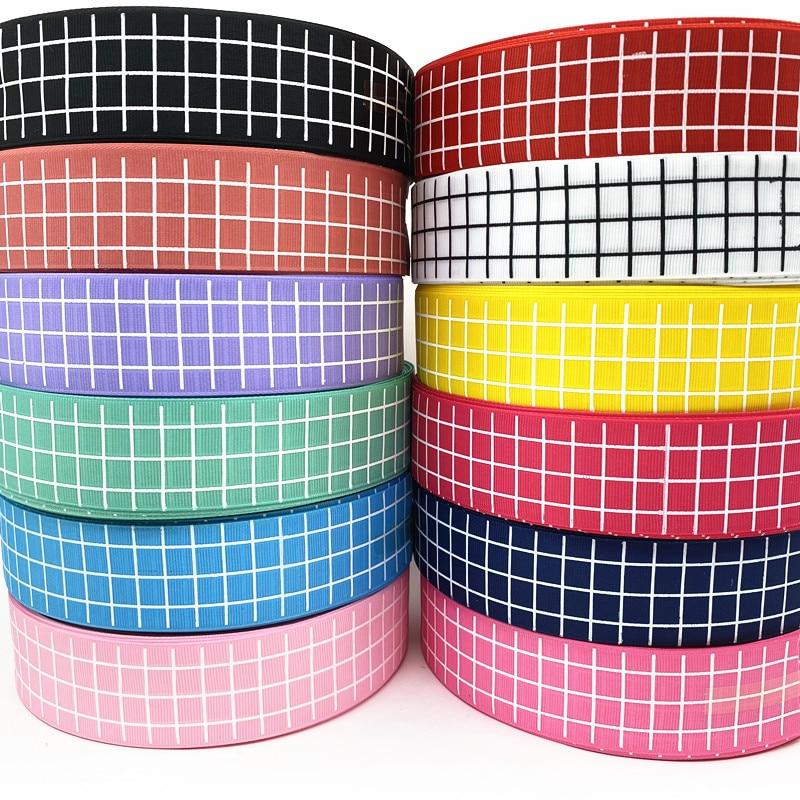 3 ярда 40 мм корсажная лента с рисунком для упаковки подарков, украшение для банта ручной работы «сделай сам»