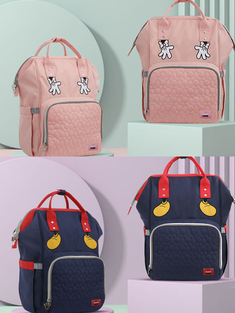 Diaper Bag Backpack Diaper Change Bag Baby Nappy Bag Maternity Bag For Disposable Money Bag Waterproof Mommy Bag Wish Hook