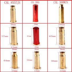 303 6.5x55 8X57JS 8X57JRS 8 MM. 30-06/25-06/270WIN 7MM 9.3X62 300WIN 12G 20GA Cartridge Rode Laser Droeg sighter Boresighter