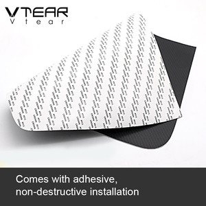 Image 5 - Vtear For Changan CS35 Plus Glove box anti kick cover Car Frame styling stickers interior decoration Trim accessories parts 2020