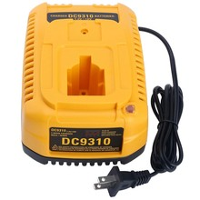 Dc9310 Fast Charger for Dewalt 7.2V-18V Xrp Ni-Cd Ni-Mh Battery Dc9096 Dc9098 Dc9099 Dc9091 Dc9071 De9057 Dw9096 Dw9094 Dw9072,U(China)