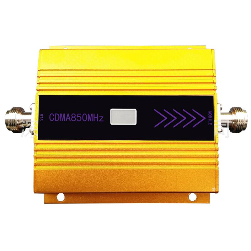<font><b>850mhZ</b></font> <font><b>GSM</b></font> 2G/3G/4G Signal Booster <font><b>Repeater</b></font> Amplifier Antenna for Mobile Phone W91A image