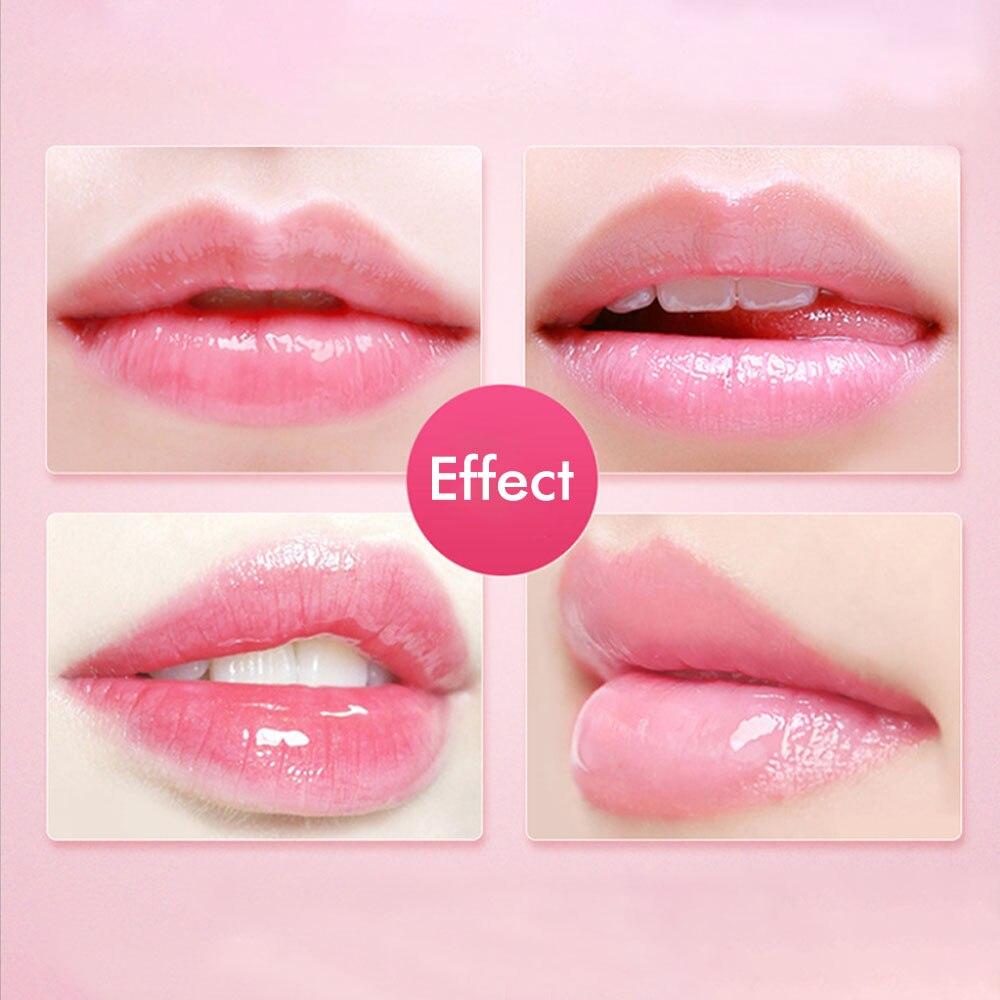 BEOTUA гелевая маска для губ, 10 шт., уход, увлажнение восстановление, удаление морщин, осветление, коллагеновая маска для губ, цвет для увлажнени...