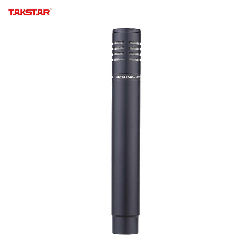 Takstar PCM-5400 Portable Mic Instrument Condenser Microphone for Cymbals Piano Strings