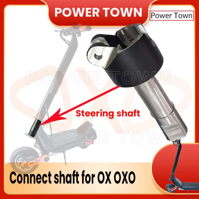 Оригинальные аксессуары Oxo electric scooter Ox, вал рулевого управления, соединительные валы подшипника
