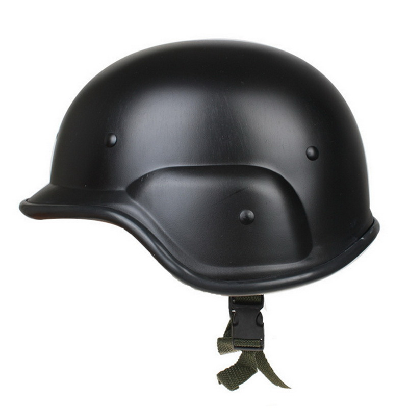 High Quality GermanTactical Helmet Steel Helmet Black Green Grey Tactical Airsoft Helmet Military Special Force Safety Equipment