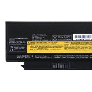 New 45N1024 45N1025 11.1V 63Wh 5600mAh 6 Cells battery for Lenovo Thinkpad X230 X230i X220S X220 X220i laptop free shipping