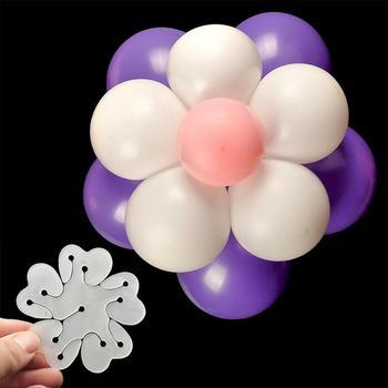 1 sztuk kwiat balony do dekoracji akcesoria Plum klip praktyczne urodziny wesele plastikowy balon klip kwiat zacisk mocujący tanie i dobre opinie ROUND Butterfly Z tworzywa sztucznego Ślub i Zaręczyny Chrzest chrzciny Wielkie Wydarzenie Płeć Reveal Birthday party