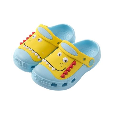 criancas sapatos de jardim meninos meninas sandalias confortaveis verao antiderrapante agua sapatos de banho chinelos