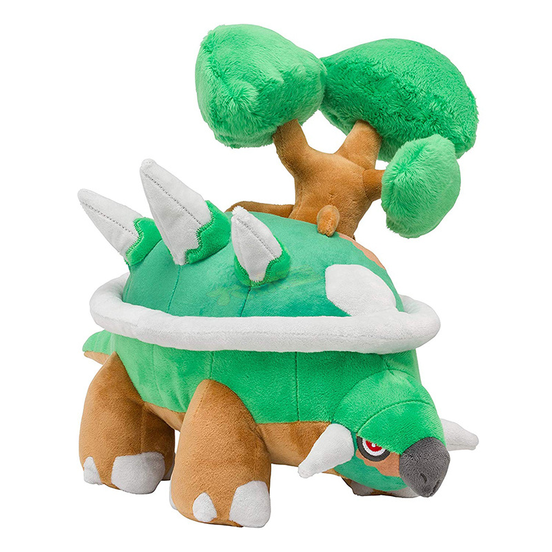 takara-tomy-stuffed-toy-soft-font-b-pokemon-b-font-doll-pp-cotton-plush-figure-torterra-tortoise