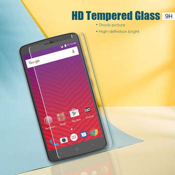 Tempered Glass For ZTE Blade X3 X5 X7 X9 HD Clear Screen Protector Film For ZTE Blade V8 Lite Mini V9 V10 Vita Glass image