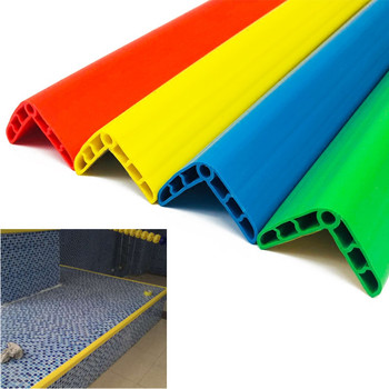 1M Soft PVC edge banding Guard Bumper strip for Furniture wall Corner protector anti collision Decor tape child safety supplies