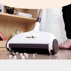 Balayeuse à poussée manuelle en plastique, aspirateur pour tapis de bureau, balayeuse à poussée manuelle, articles ménagers DF50HPS