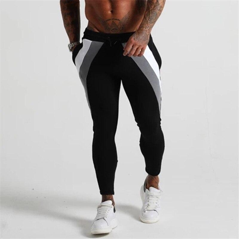 New Joggers Men Pants Mens Trousers Fitness Sweatpants
