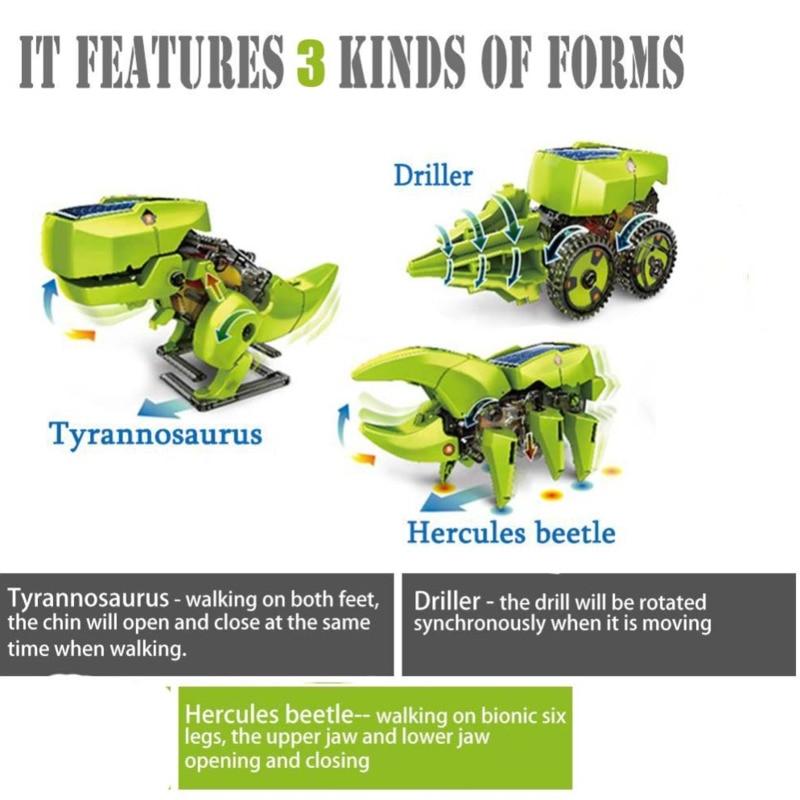 DIY-4-in-1-Solar-Energy-Robot-Children-s-Toy-Dinosaur-Insect-Drilling-Machine-Deformation-Robot (1)