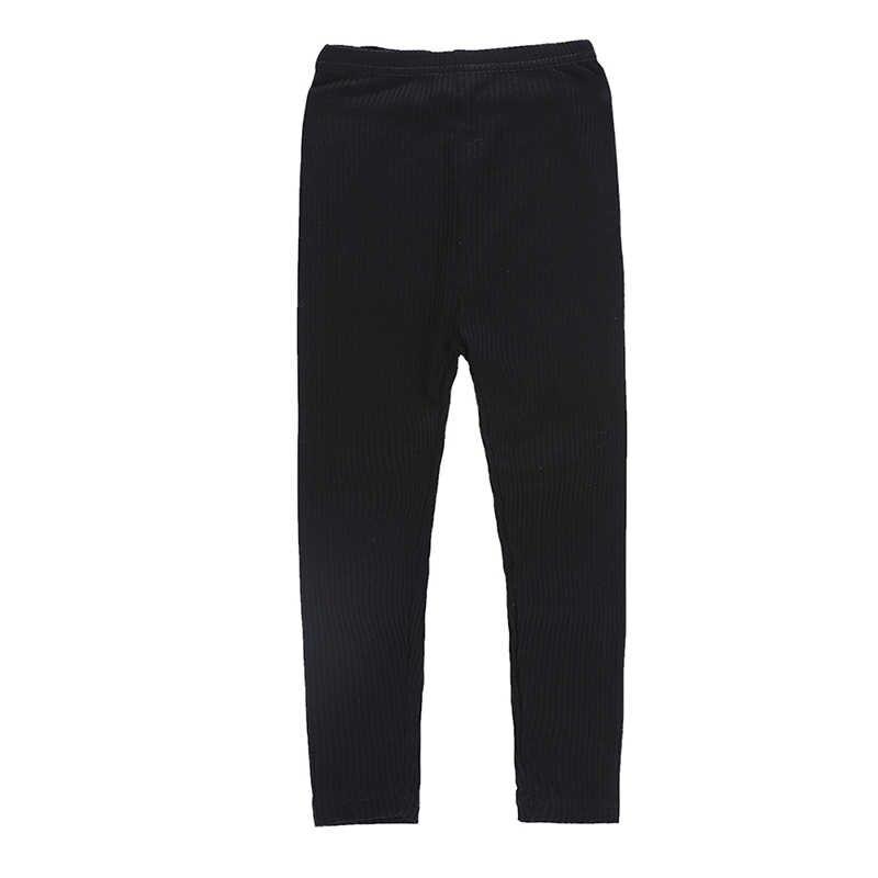 ใหม่ฤดูใบไม้ร่วงเด็กวัยหัดเดินเด็กสาวกางเกง Leggings เด็กน่ารักอบอุ่นกางเกงกางเกง