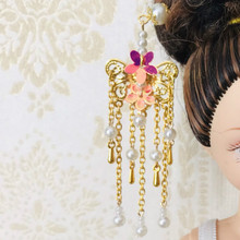Toys Headwear-Accessories Costume-Doll Dolls Plastic Metal 30CM Hairpin BJD Chinese 1/6