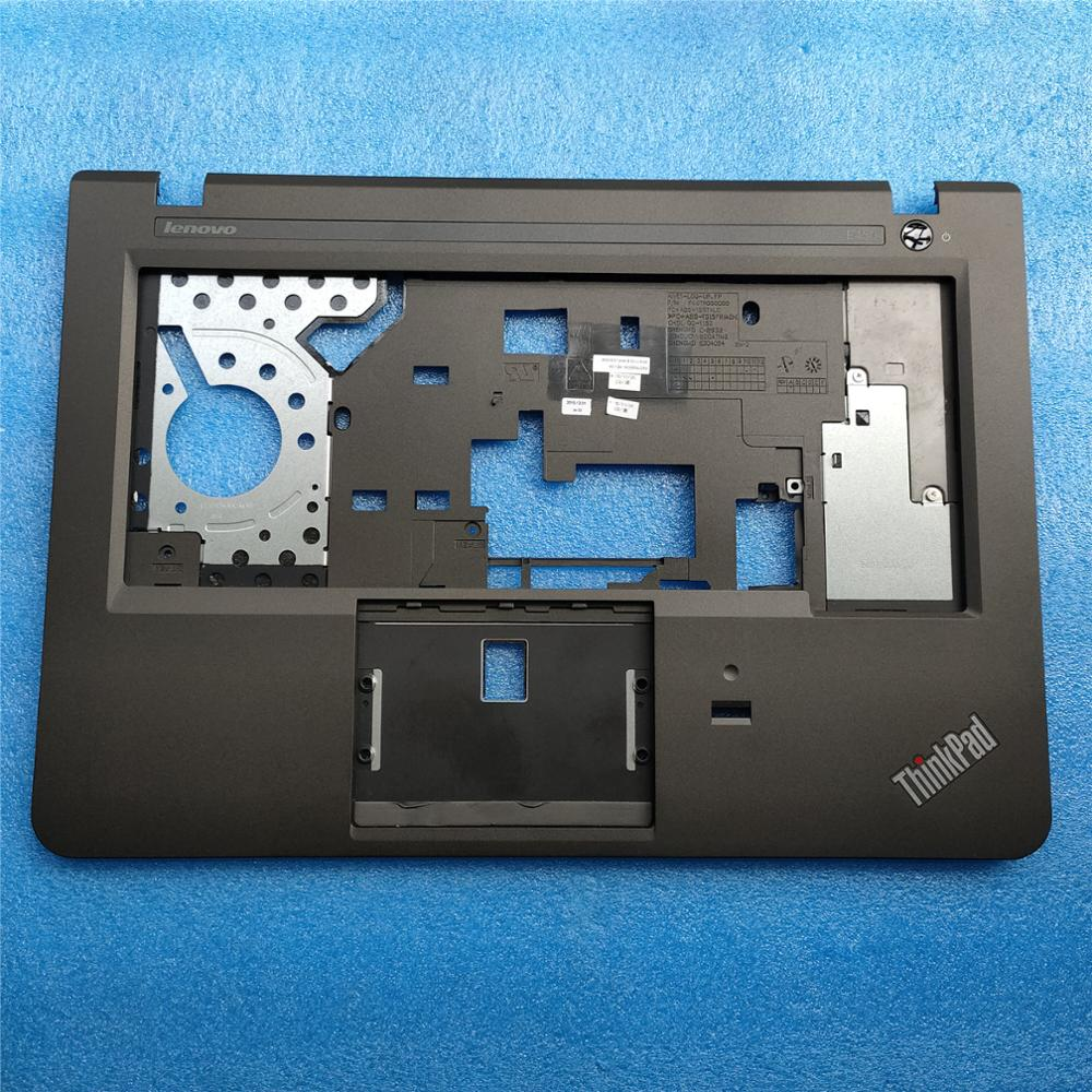 New Original for <font><b>Lenovo</b></font> <font><b>ThinkPad</b></font> <font><b>E450</b></font> E455 E450C Palmrest <font><b>Keyboard</b></font> Bezel Cover Upper Case 00HT608 00HT609 image