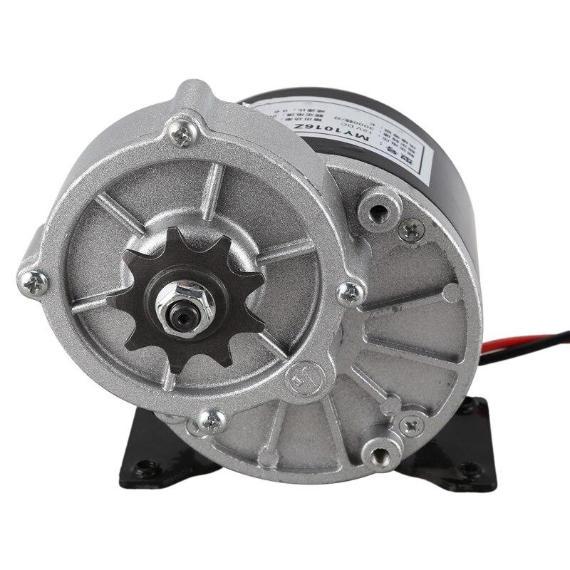 MY1016Z2 250W 12V DC Getriebe Gebürstet Motor E-Bike Motor Pinsel Motor Elektrische Dreirad Elektrische Fahrrad Motor EBIKE Teile