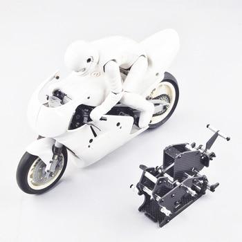 1/8 FIJON FJ915 NSR500 OP Motorcycle Model Kit m carcassi 8 divertimenti op 25