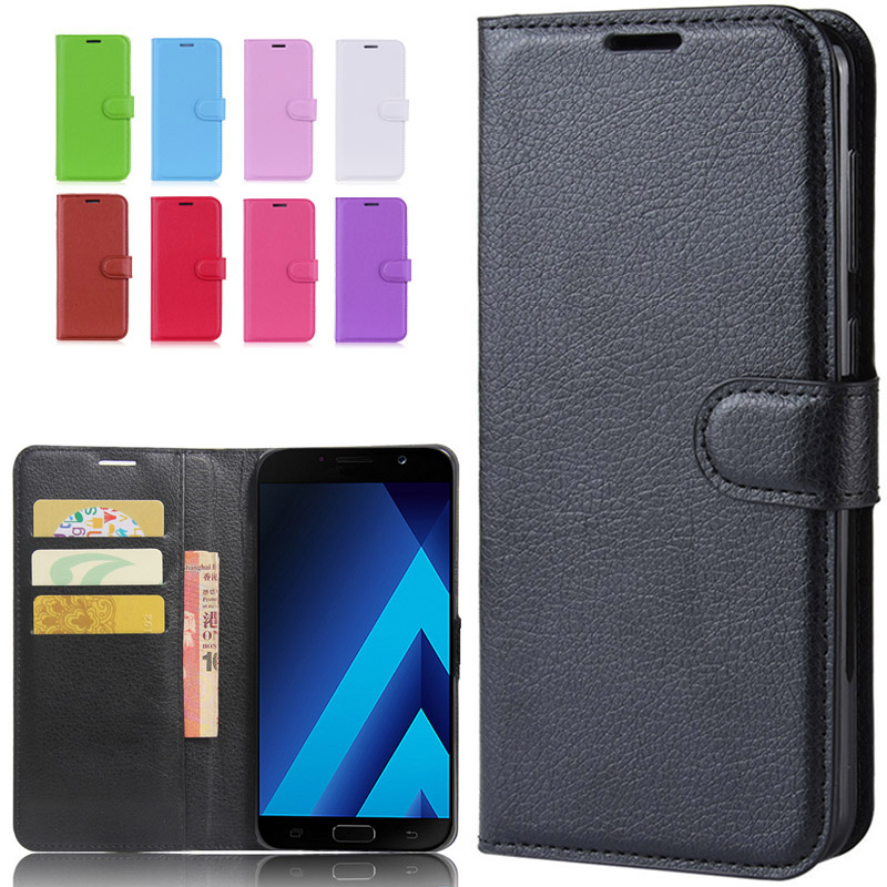 Leather Wallet <font><b>Case</b></font> For Coque <font><b>Samsung</b></font> <font><b>Galaxy</b></font> <font><b>A5</b></font> 2017 <font><b>A520</b></font> A520F <font><b>flip</b></font> <font><b>case</b></font> for <font><b>samsung</b></font> <font><b>galaxy</b></font> <font><b>A5</b></font> 2017 A520F/DS SM-A520F Cover image