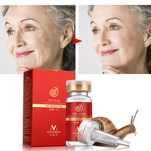 Snail Extract Serum Face Essence Anti Wrinkle Hyaluronic Acid Anti Aging Collagen Whitening Moisturizing Firming Face Skin Care 10ml hyaluronic acid essence anti wrinkle anti aging moisturizing skin care collagen whitening